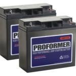 Proformer battery