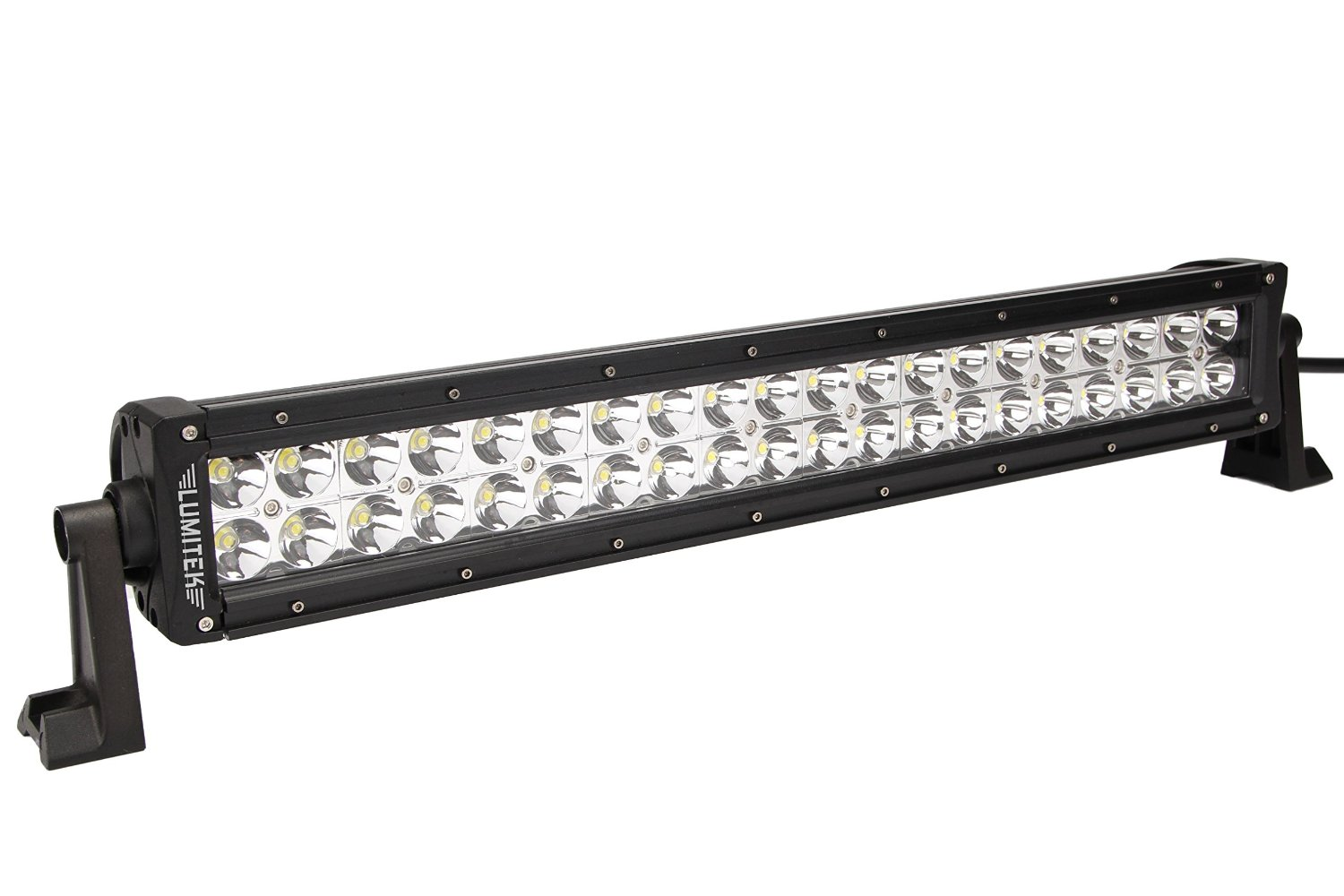 Will the 120w cree led light bar do the job for you read our review 120w light bar led cree 20 spot combo work off road fog aloadofball Gallery