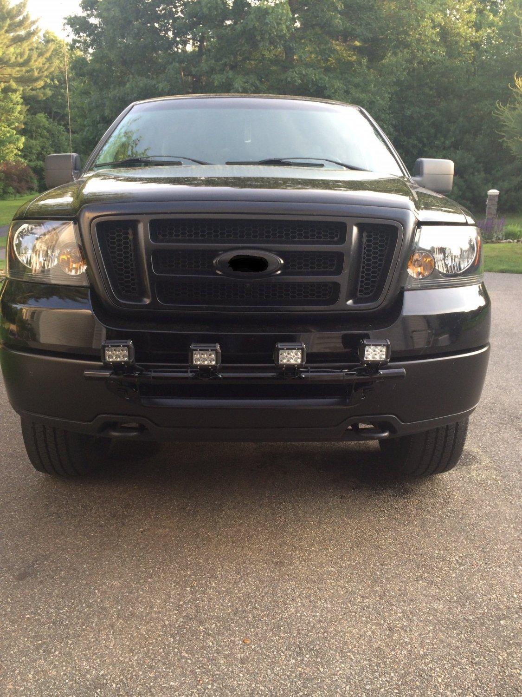 Nilight® 2 X 18w 1260lm Cree Spot Led Work Light Bar jeep