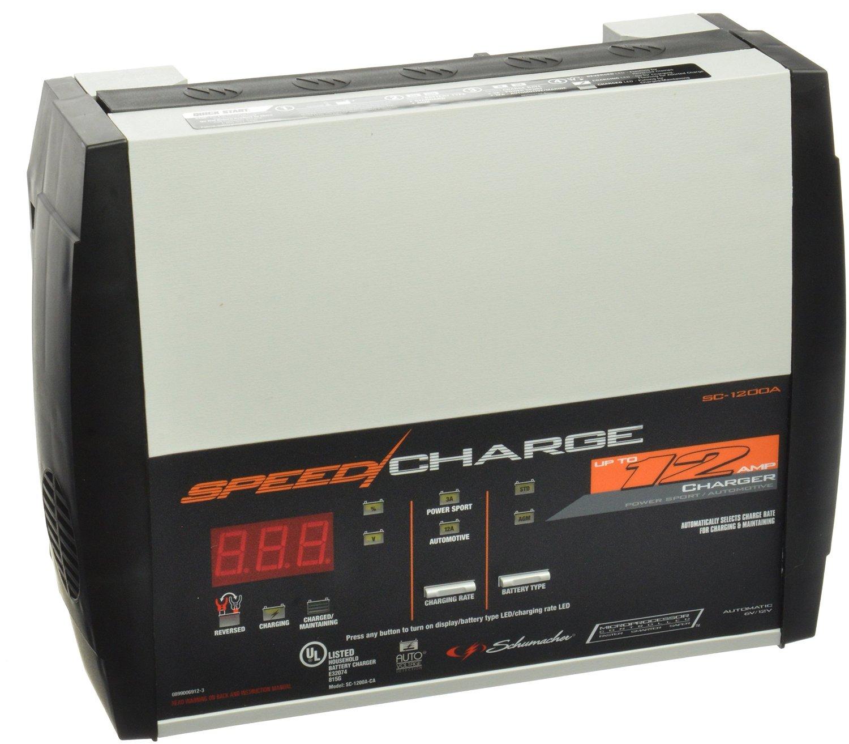 Schumacher Electric  Amp Car Battery Jump Starter