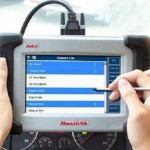 Autel (AULDS708TPR) MaxiDas DS708 Automotive Diagnostic System 2