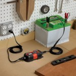 Black & Decker BM3B 6V and 12V BatteryChargerMaintainer
