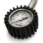 TireTek Flexi-Pro Heavy Duty Car, Truck & Motorcycle Tire Pressure Gauge