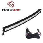 YITAMOTOR Curved 300w 52 inch Off road Led Light Bar