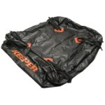 Keeper 07203-1 Waterproof Roof Top Cargo Bag empty